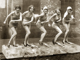 Charleston-Dancers, 1926 Photographic Print by  Scherl