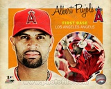 Albert Pujols 2012 Studio Plus Photo
