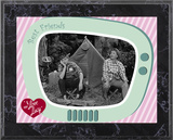 I Love Lucy - Camping plaque Print