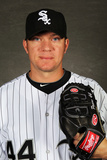 Glendale, AZ - March 03: Chicago White Sox Photo Day - Robin Ventura Photographic Print by Jamie Squire