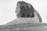 Ziggurat Aqar Quf, 1932 Photographic Print by  Scherl