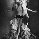 Revue Dancer, 1924 Photographic Print by  Scherl