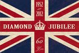 Jubilee Flag Poster