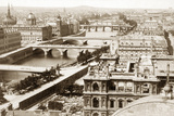 Paris before 1914 Photographic Print by Scherl