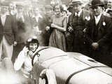 Women's Auto Race, 1928 Photographic Print by Scherl