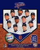 Detroit Tigers 2012 Team Composite Photo