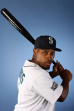 Peoria, AZ - February 21: Seattle Mariners Photo Day - Carlos Guillen Photographic Print by Christian Petersen