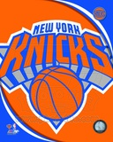 NBA New York Knicks 2012 Team Logo Photo