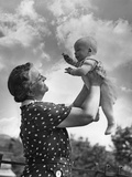 Grandmother with Grandchild, 1935 Photographic Print by  Scherl