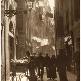 Old Town of Genoa, around 1930 Photographic Print by  Scherl