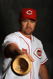 Goodyear, AZ - February 25: Cincinnati Reds Photo Day - Ryan Madson Photographie par Rich Pilling