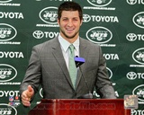 Tim Tebow 2012 Press Conference Photo