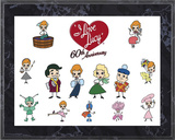 I Love Lucy - 60th Anniversary Art