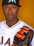 Jupiter, FL - February 27: Miami Marlins Photo Day - Jose Reyes Photographic Print by Marc Serota