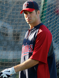 Fort Myers, FL - February 27: Minnesota Twins Photo Day - Joe Benson Photographic Print by Elsa .