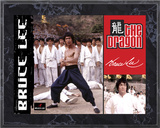 "Bruce Lee - ""The Dragon"" Posters"