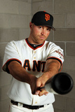 Scottsdale, AZ - March 01: San Francisco Giants Photo Day - Nate Schierholtz Photographic Print by Jamie Squire