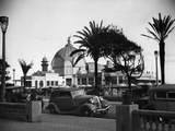 Casino De La Jetee' in Nice, 1934 Photographic Print by Scherl