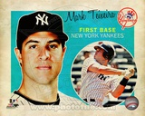 Mark Teixeira 2012 Studio Plus Photo