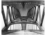 Steel Bridge at Bayonne in the Usa, 1923 Photographic Print by Scherl 
