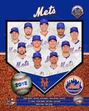 2012 New York Mets Team Composite Photo