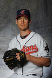 Goodyear, AZ - February 28: Cleveland Indians photo day - Andy LaRoche Photographic Print by Rich Pilling