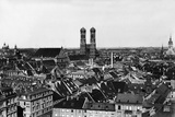 Munich Frauenkirche Photographic Print by Scherl