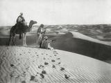 Tuareg in the Algerian Sahara, 1925 Photographic Print by  Scherl