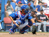 Dunedin, FL - March 10: Houston Astros v Toronto Blue Jays - Francisco Cordero Photographic Print by Al Messerschmidt