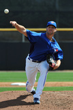 Dunedin, Fl - March 6: Philadelphia Phillies v Toronto Blue Jays - Cliff Lee Photographic Print by Al Messerschmidt