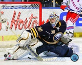 Ryan Miller 2011-12 Action Photo