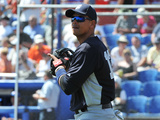 Dunedin, Fl - March 8: New York Yankees v Toronto Blue Jays - Alex Rodriguez Photographic Print by Al Messerschmidt