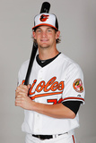 Baltimore Orioles Photo Day - Caleb Joseph Photographic Print by J. Meric