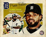 Prince Fielder 2012 Studio Plus Photo