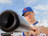 Port St. Lucie, FL - March 02: New York Mets Photo Day - Mike Nickeas Photographic Print by Marc Serota