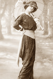 Women's Fashion in 1902 Photographic Print by  Scherl