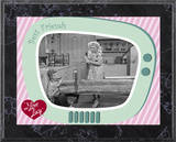 I Love Lucy - Baking Bread plaque Poster