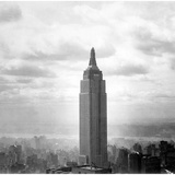 Empire State Building in New York, 1934 Photographic Print by  Scherl