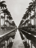 Channel in Rio De Janeiro Photographic Print by  Scherl