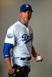 Glendale, AZ - March 2: Los Angeles Dodgers Photo Day - Andre Ethier Photographic Print by Rob Tringali