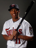 Fort Myers, FL - February 27: Minnesota Twins Photo Day - Aaron Bates Photographic Print by Elsa .