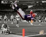 NFL Rob Gronkowski 2011 Spotlight Action Photo