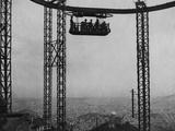 Overhead Railway over Barcelona, 1929 Photographic Print by  Scherl