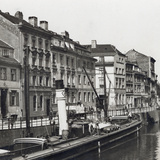 Friedrichsgracht in Berlin, 1911 Photographic Print by  Scherl