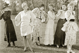 Women's Fashion from 1926 Photographic Print by  Scherl