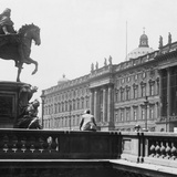 City Palace in Berlin, 1934 Photographic Print by  Scherl