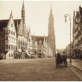 Landshut, 1908 Photographic Print by  Scherl