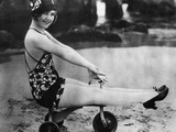 Swimsuit Trends, 1925 Photographic Print by  Scherl