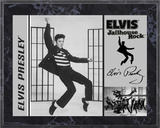 "Elvis - ""Jailhouse Rock"" Print"