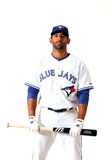 Dunedin, FL - March 02: Toronto Blue Jays Photo Day - Jeff Mathis Photographic Print by Jonathan Ferrey